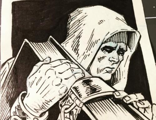 The Day's Sketch: Destiny